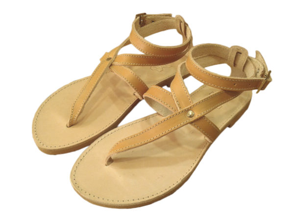 greek handmade leather sandals 146