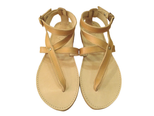 greek handmade leather sandals 147