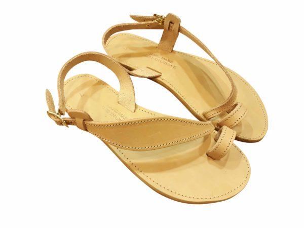 greek handmade leather sandals 165