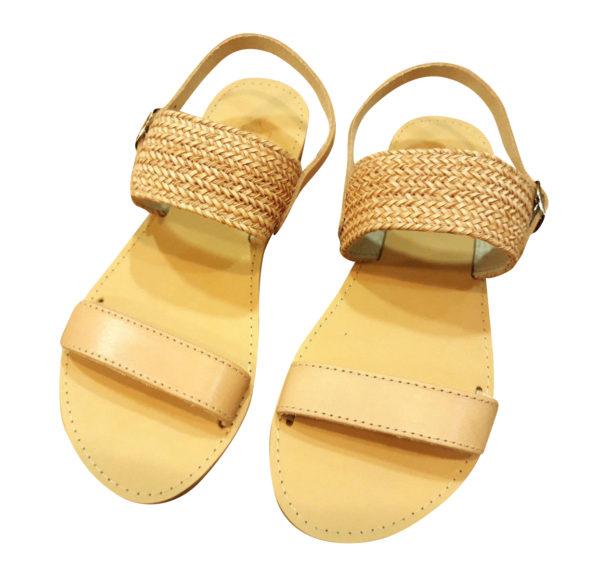 greek handmade leather sandals 261
