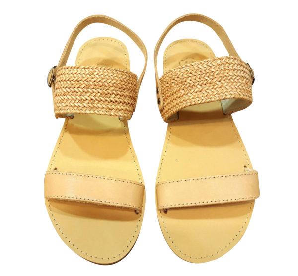 greek handmade leather sandals 262