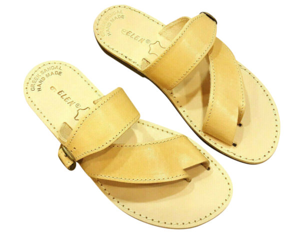 greek handmade leather sandals 397