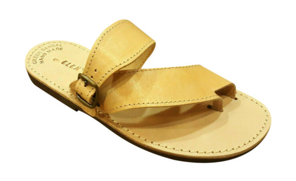 greek handmade leather sandals 398