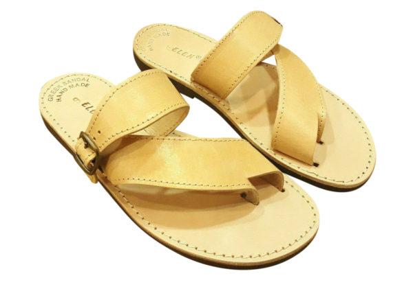 greek handmade leather sandals 401