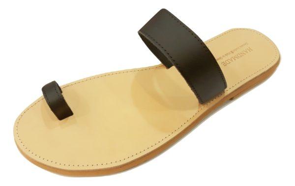 greek handmade leather sandals 449