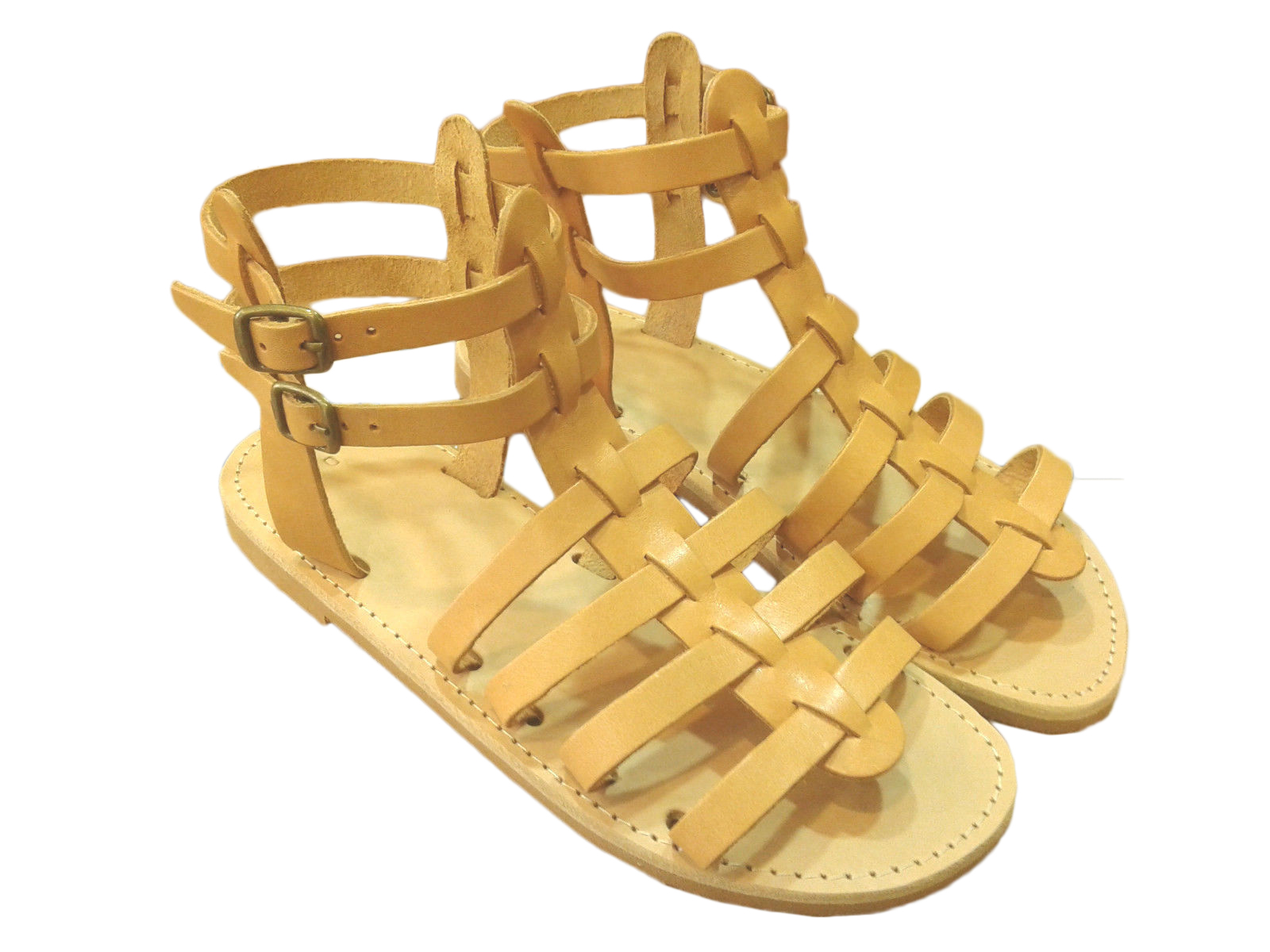 4ae2c226a0233 Medusa - Gladiator Greek Handmade Sandals, Classic Ancient Style