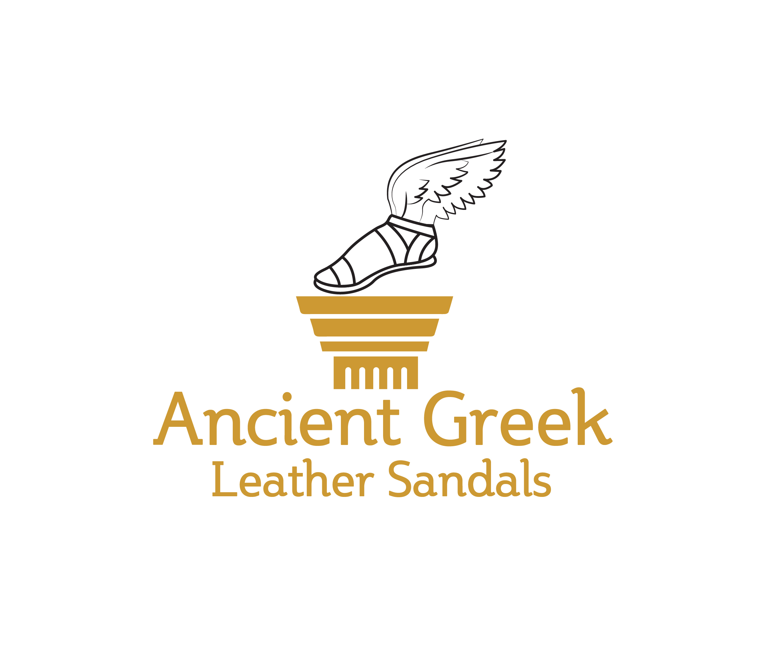 Ancient Greek Leather Sandals