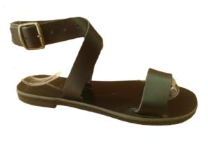 greek handmade sandals leather ancient
