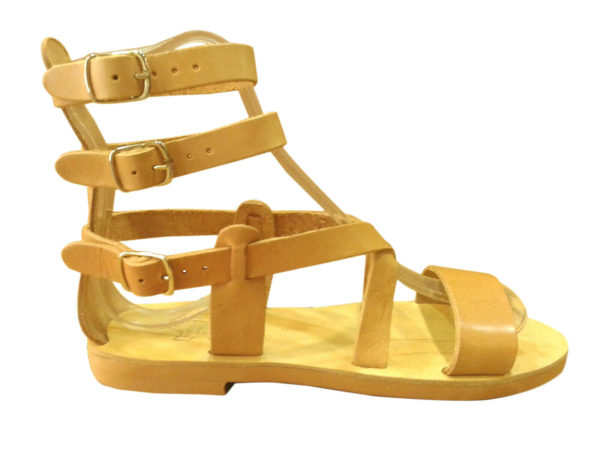 greek handmade leather sandals 122 1