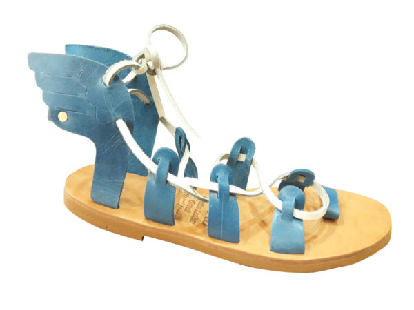 greek handmade leather sandals 236
