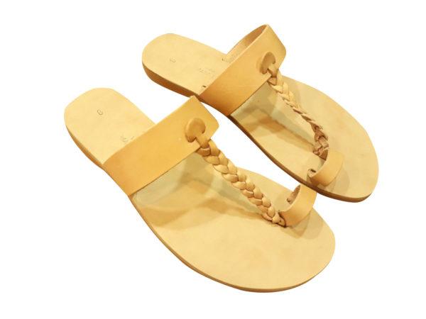 greek handmade leather sandals 266