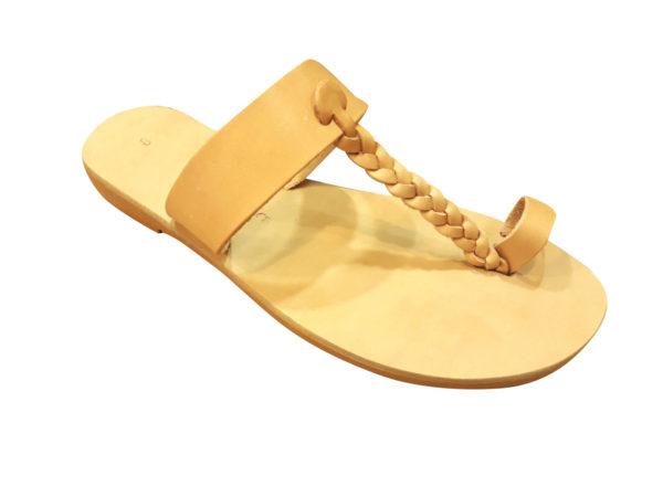 greek handmade leather sandals 267