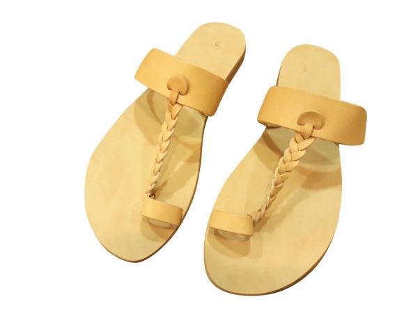 greek handmade leather sandals 268