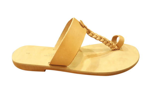 greek handmade leather sandals 269