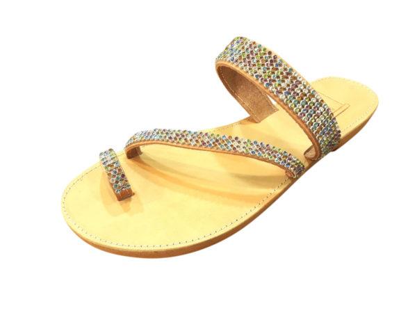 greek handmade leather sandals 352