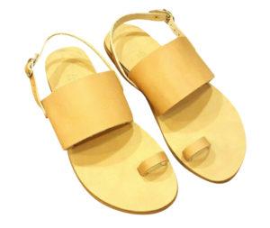 greek handmade leather sandals 371