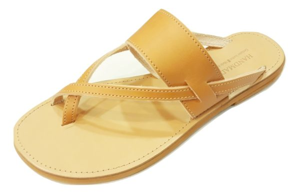 Greek Sandals Leather Handmade