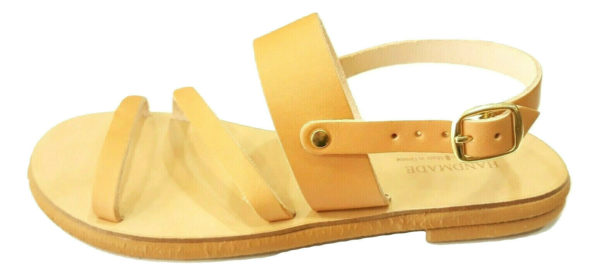 greek handmade leather sandals
