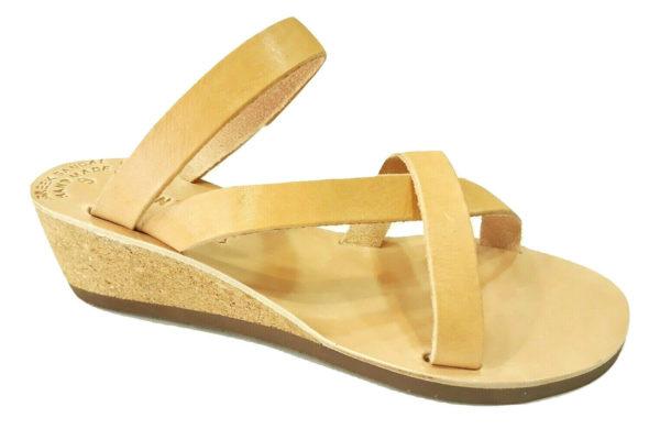greek handmade leather sandals 712