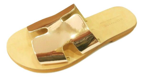 greek handmade leather sandals 717