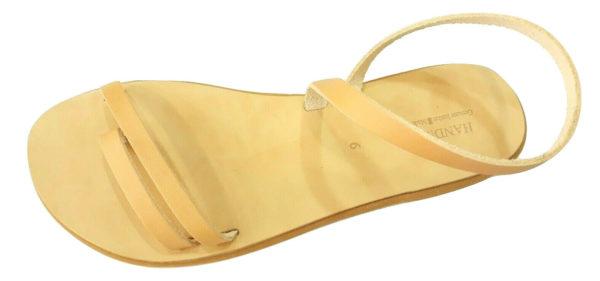 greek handmade leather sandals 724