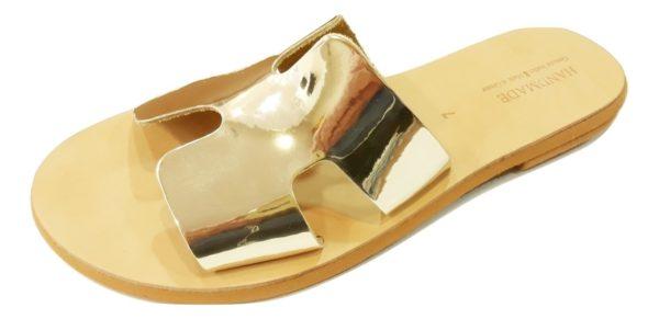 greek handmade leather sandals 759