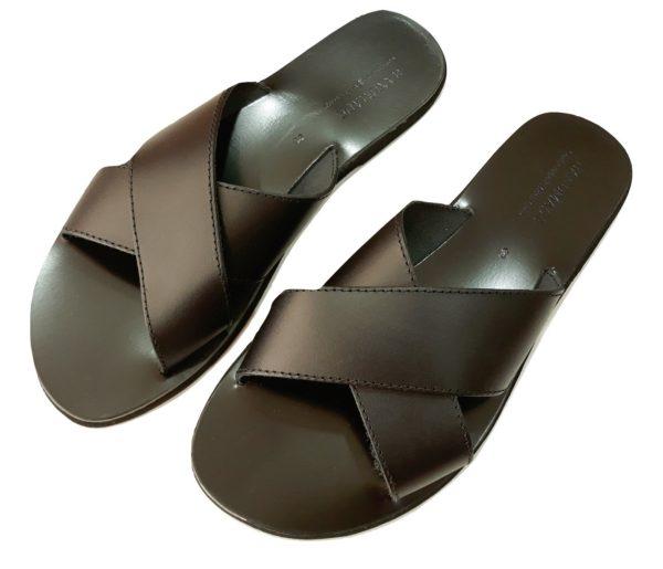 greek handmade leather sandals 747