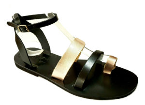 greek leather handmade sandals