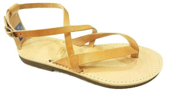 762 Greek Handmade Sandals - Ancient Greek Leather