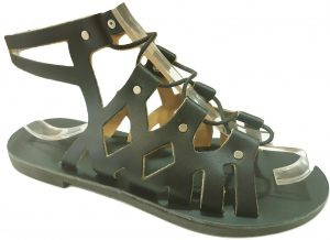 Greek Handmade Sandals - Ancient Greek Leather